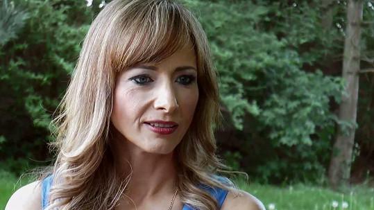 Daniela Šinkorová prý strašně ráda jí.
