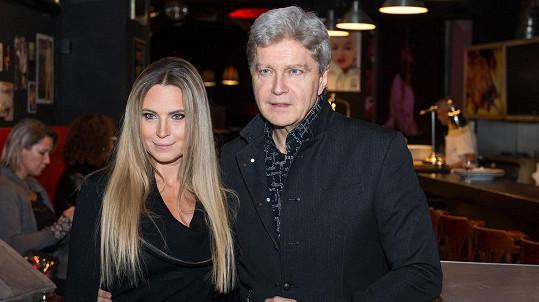 Erika Judinyová a Štefan Skrúcaný mají dceru.