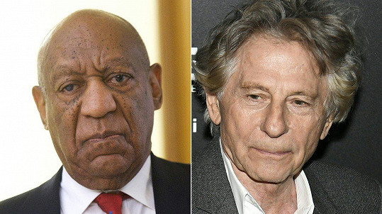 Billa Cosbyho a Romana Polanského vyloučili z Akademie filmových umění.