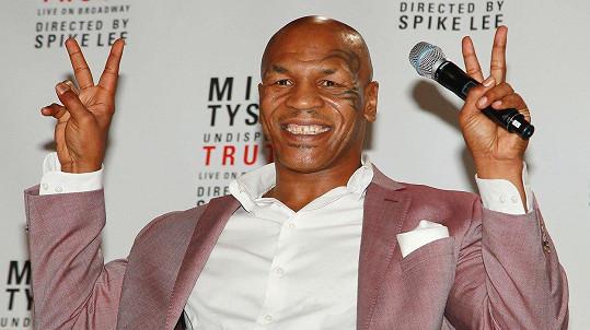 Mike Tyson promluví o svém bouřlivém životě.