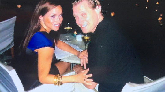Trevor Engelson s exmanželkou Meghan Markle