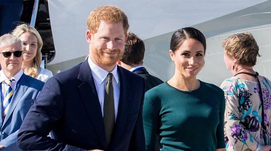 Harry s Meghan nebudou mít problémy si na sebe vydělat.
