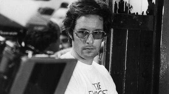 William Friedkin při natáčení Vymítače ďábla