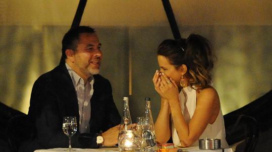 David Walliams a Kate Beckinsale