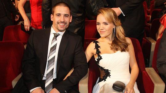 Lucie Vondráčková a Tomáš Plekanec se rozešli. Fanoušci jsou v šoku.