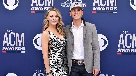 Granger Smith s manželkou Amber Bartlett