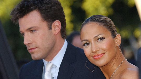 Jennifer Lopez a Ben Affleck tvořili hvězdný pár.