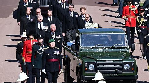 Poslední cesta prince Philipa