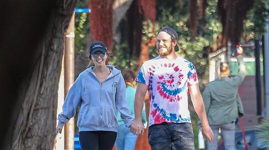 Katherine Schwarzenegger a Chris Pratt se prý stanou rodiči.