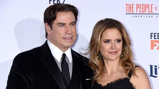 John Travolta strávil první Vánoce bez manželky Kelly Preston.