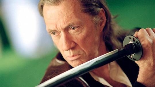 David Carradine ve filmu Kill Bill 2