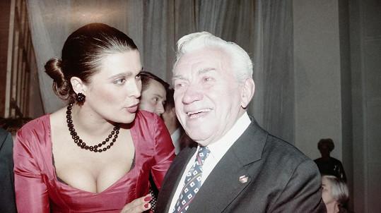 Jaroslav Štercl a Mahulena Bočanová