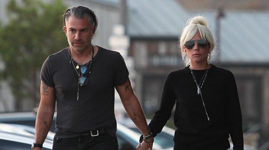 Lady Gaga a Christian Carino se rozešli.