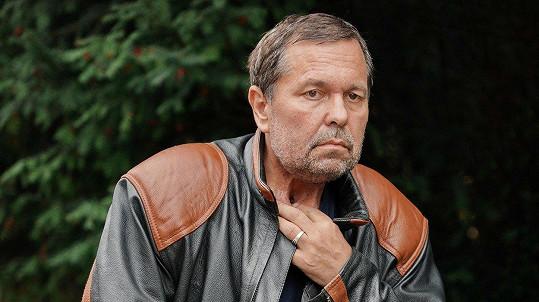Jiří Pomeje (listopad 2018)