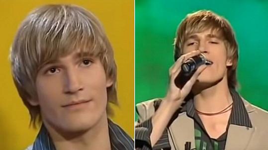 Adam Vojtěch se v roce 2005 zúčastnil soutěže SuperStar.