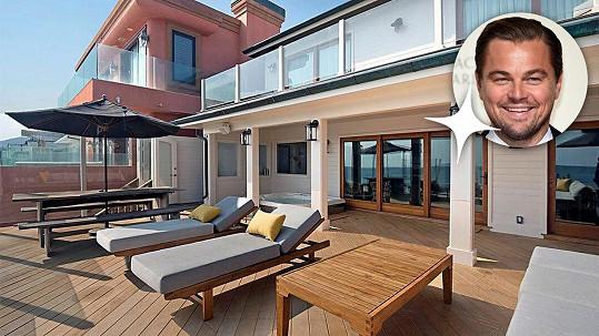Leonardo prodává jeden ze svých domů v Malibu