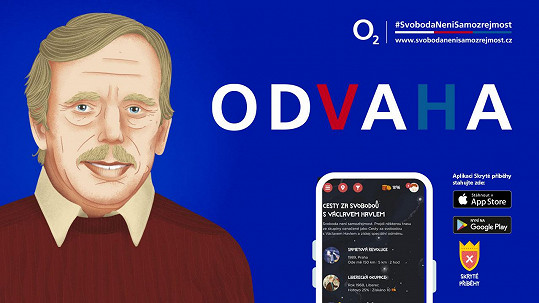 Kde na Rašínově nábřeží bydlel Václav Havel a kam rád chodil? Aplikace provede místy s ním spjatými