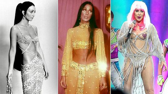 Cher slaví 75