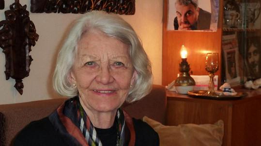 Heda Čechová v pořadu 13. komnata