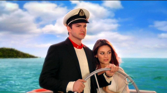 Mila Kunis a Ashton Kutcher vybrali neobvyklé jméno.
