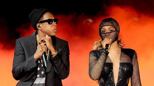 Beyoncé a Jay-Z mají pracovní povinnosti. Společné koncertní turné...