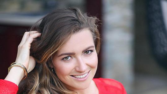 Eva Čerešňáková odpovídala na aktuální otázky, týkající se České Miss.