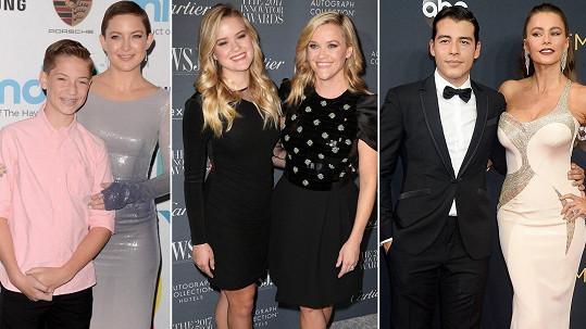 Tyto celebrity s mateřstvím neotálely.
