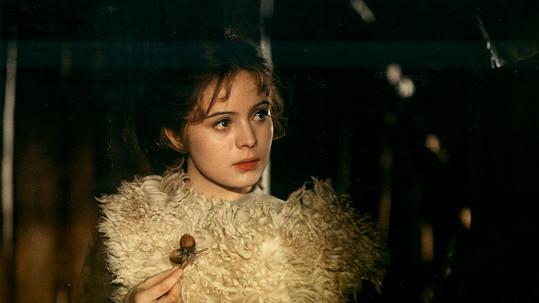 Libuška Šafránková jako Popelka