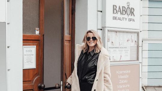 Návštěva BABOR Beauty Spa