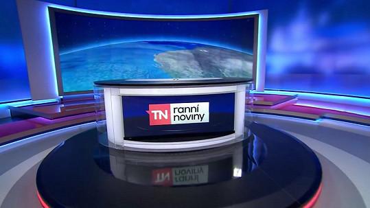 Michal Čoudek nedorazil do přímého přenosu na vysílání nováckých zpráv.