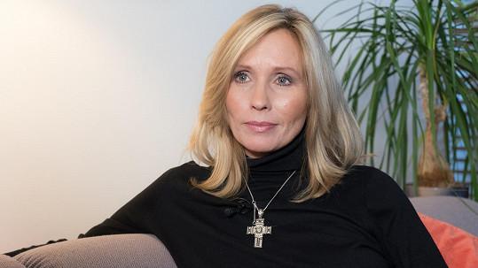 Tereza Pergnerová v pořadu 13. komnata otevřeně promluvila o svém soukromí.
