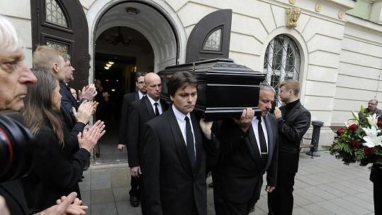 Pohřeb Ivana Rajmonta