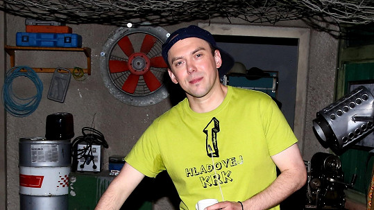 Láďa Hruška skončil v nemocnici...