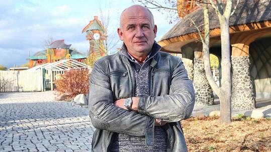 Jiří Antoš je jedním z účastníků nové show Milionáři mezi námi.