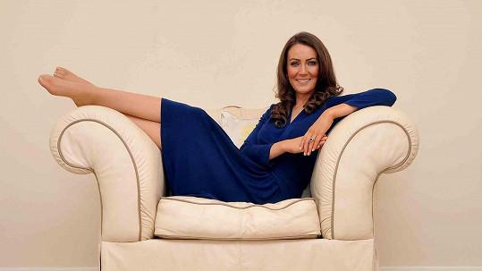 Řekli byste, že tohle není pravá Kate Middleton?