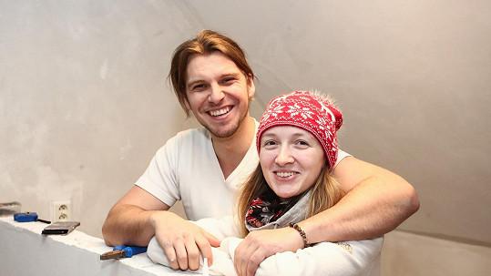 Michal Bragagnolo a jeho žena Denisa se rozešli.