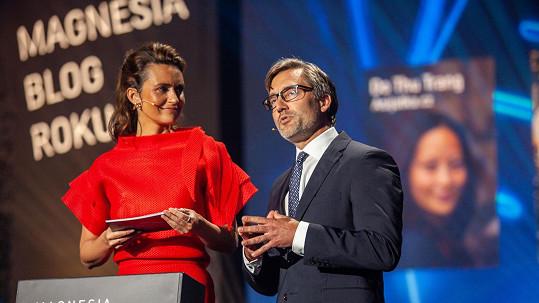 Daniela Písařovicová a Jiří Havelka