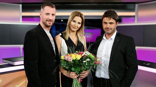 Ivana Gottová se rozloučila s moderováním VIP zpráv.