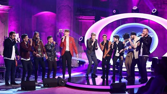 Kdo se z desítky nejlepších dostal do finále?
