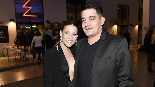 Michaela Gemrotová a Saša Kopka se rozešli.