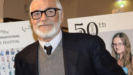 Jiří Bartoška bude točit film.