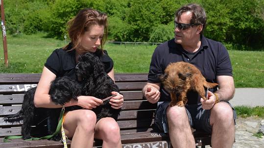 Mirek a Lenka bojují proti nekontrolovanému množení psů.