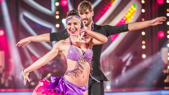David Svoboda a Veronika Lálová spolu tančili ve StarDance. Tehdy už byl David bez přítelkyně.