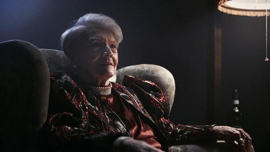 Zdenka Procházková ve filmu Lída Baarová