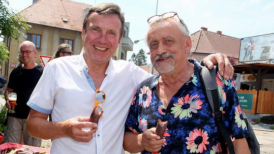 Zdeněk Mahdal oslavil 10. června šedesátiny.