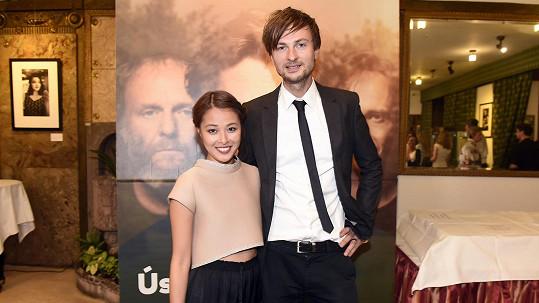Ha Thanh Špetlíková s manželem