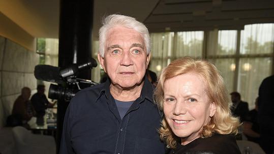 Hana Krampolová a Jiří Krampol
