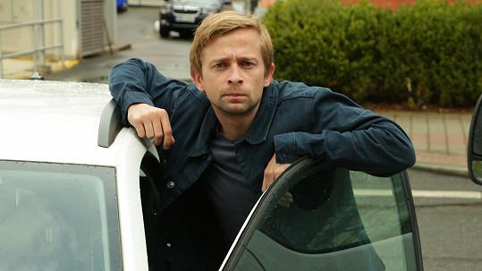 Lukáš přiznal, že povolání taxikáře je náročné.