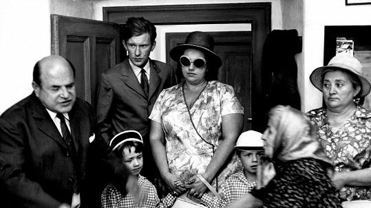 Komedie o rodince Homolkových jsou dodnes velmi oblíbené.