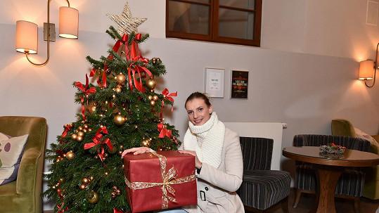 Monika Sommerová doma stromek mít nebude.